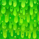 Radioactive Slime  by Paisley Hansen