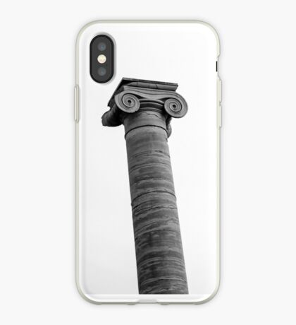 Pillars of Strength iPhone Case