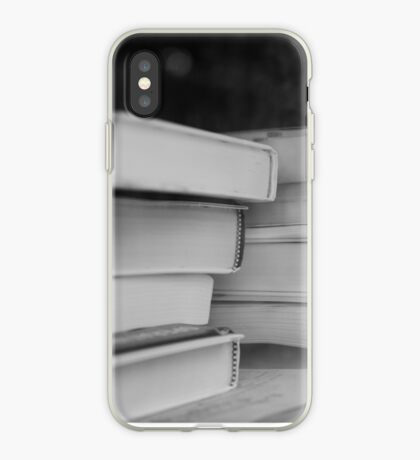 Booked Erudition iPhone Case