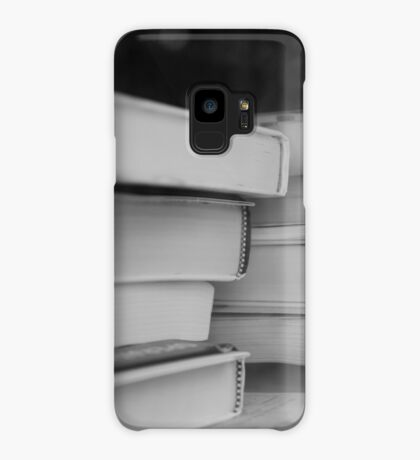 Booked Erudition Case/Skin for Samsung Galaxy