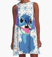 Stitch A-Line Dress