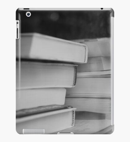 Booked Erudition iPad Case/Skin