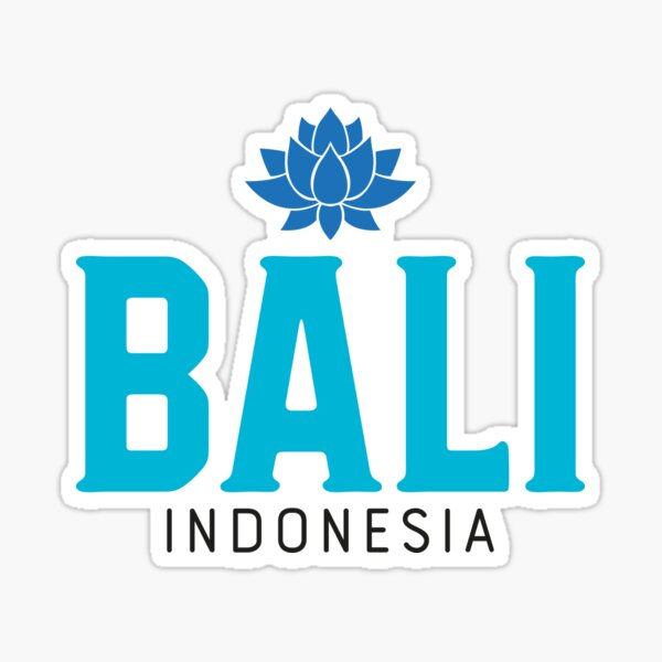 Bali Sticker