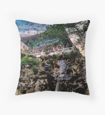 Empresses Summer Palace Throw Pillow