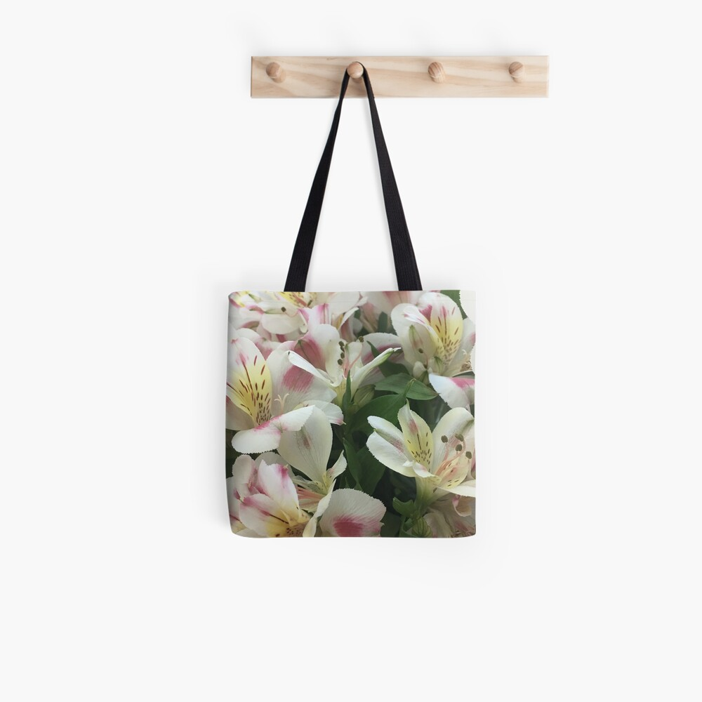 Flowers are so pretty  Tote Bag