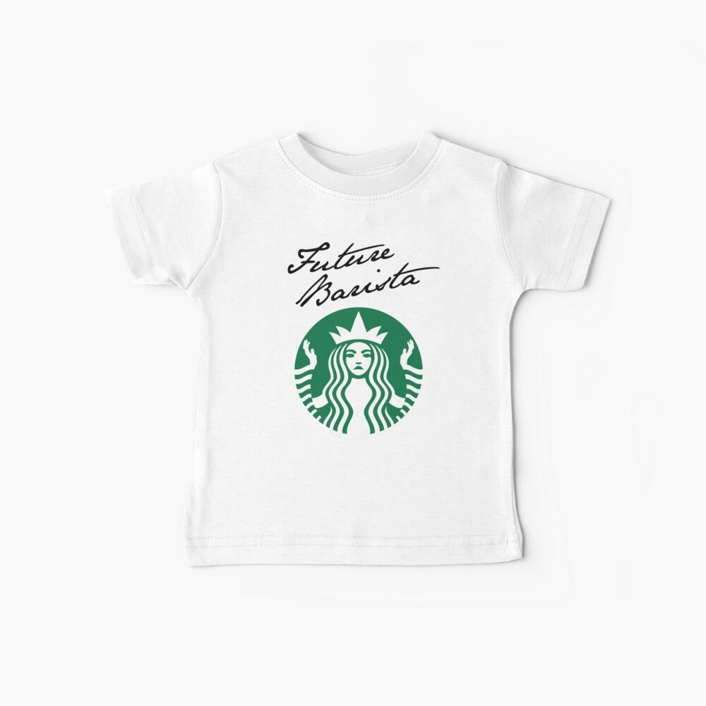 Future Barista Baby T-Shirt