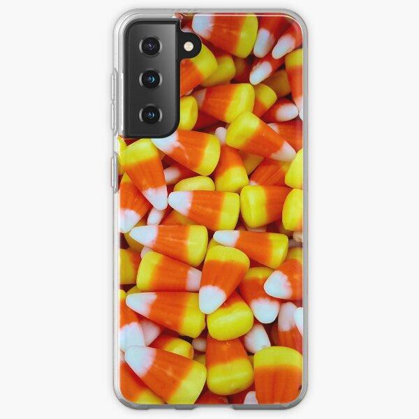 Candy Corn Samsung Galaxy Soft Case