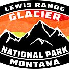 Glacier National Park Montana by MyHandmadeSigns