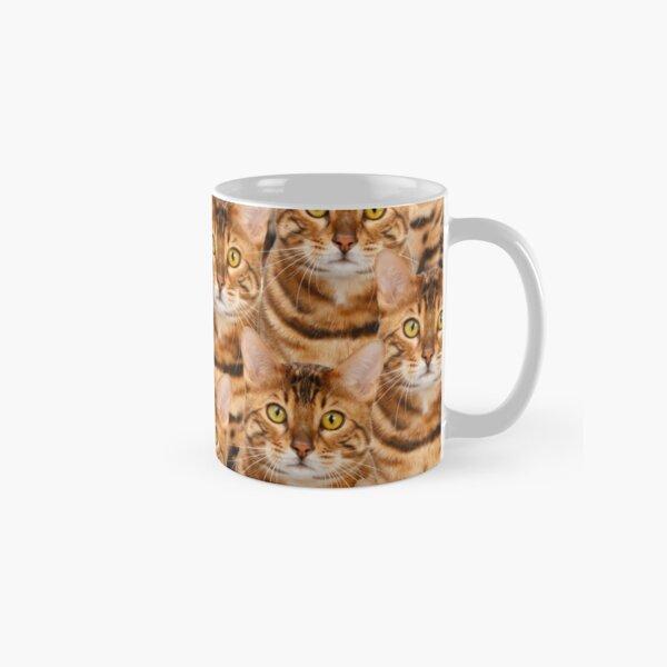 Spectacular Bengal Kitten Design Classic Mug