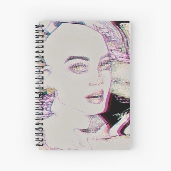 Drama Queen 2.0 Spiral Notebook