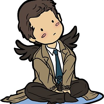 little nerdy angel by angicita