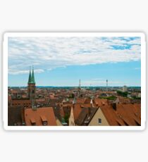 Nuremberg  Sticker