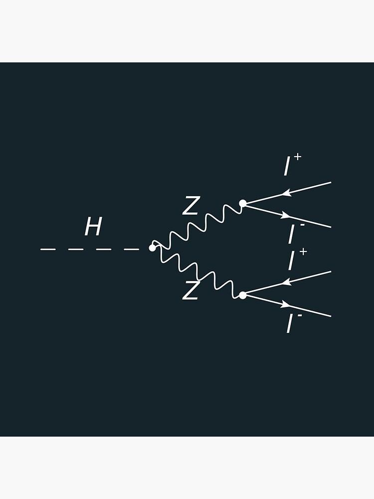 Higgs Boson Physics Geek Science Teacher by TheCreekMan