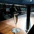 Champagne Bar Euston Station by Whitney Edwards