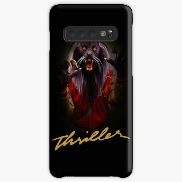 Halloween Night Thriller Samsung Galaxy Snap Case