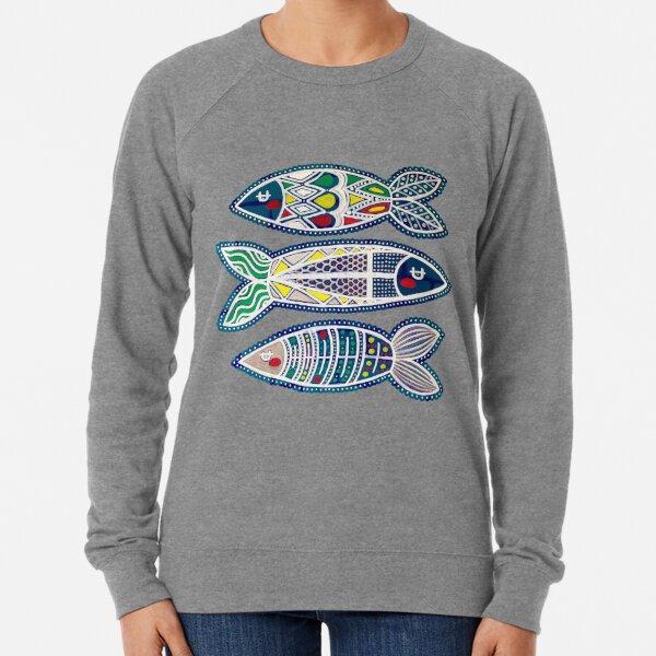 Three Sardines 1 Lightweight Sweatshirt