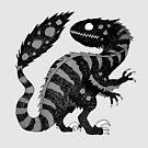 Feathered Raptor by djrbennett