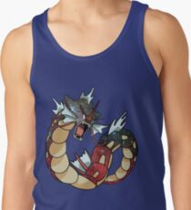 Gyarados - Pokemon Tank Top