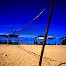 Beach Volleyball by Glenn Browning