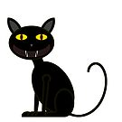 Cartoon Cat by Eric Pauker