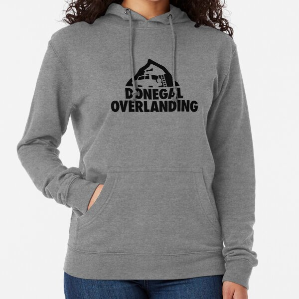 Donegal Overlanding Merchandise Lightweight Hoodie