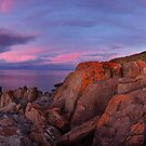 Lighthouse Point | Tasmania by Ben Messina