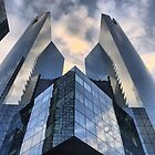 Architecture In Concorde  (4) by Larry Davis