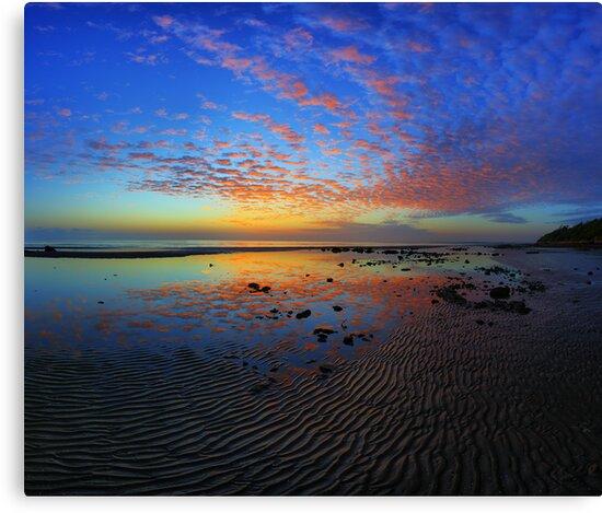 Shorncliffe sunrise by David James