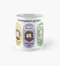 Shakespeare spoilers Classic Mug