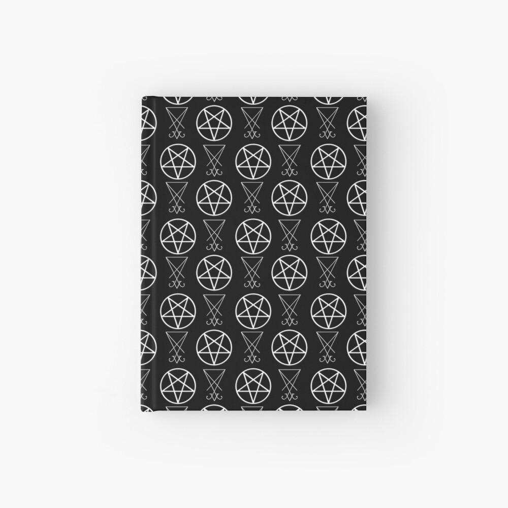 Pattern of Evil Hardcover Journal