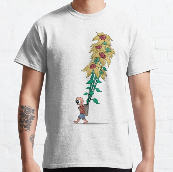 Bouquet Delivery Classic T-Shirt