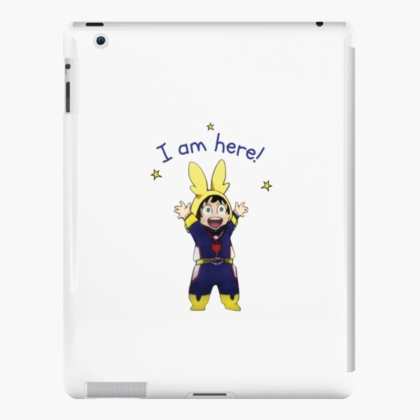 Little Deku, I am Here! iPad Snap Case