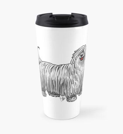 Komondor Travel Mug