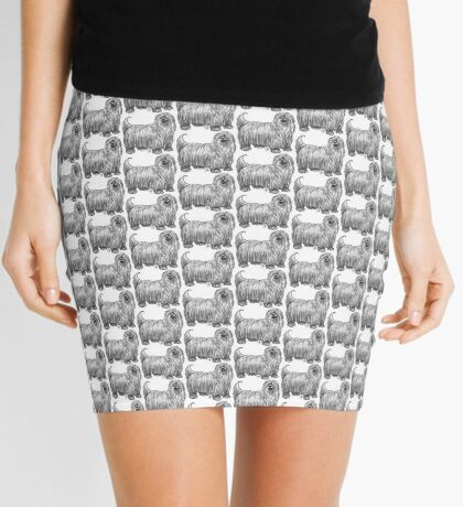 Komondor Mini Skirt