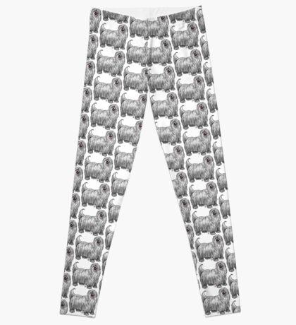 Komondor Leggings