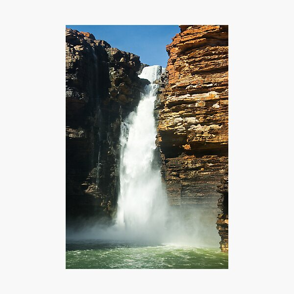 King George Falls Photographic Print