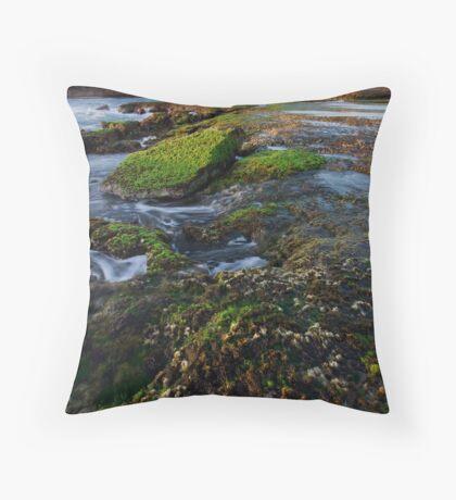 Continental Shift Throw Pillow