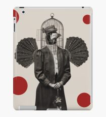 Anthropomorphic N°18 iPad Case/Skin