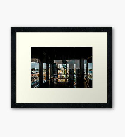 Bon Secours Framed Print