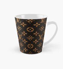gold pattern Tall Mug
