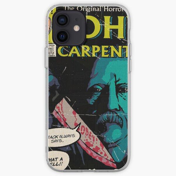 Horror Master iPhone Soft Case