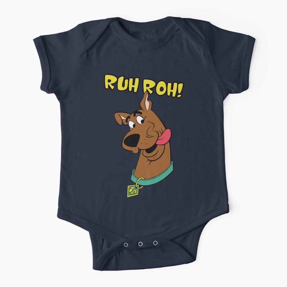 Scooby Doo: Ruh Roh Baby One-Piece
