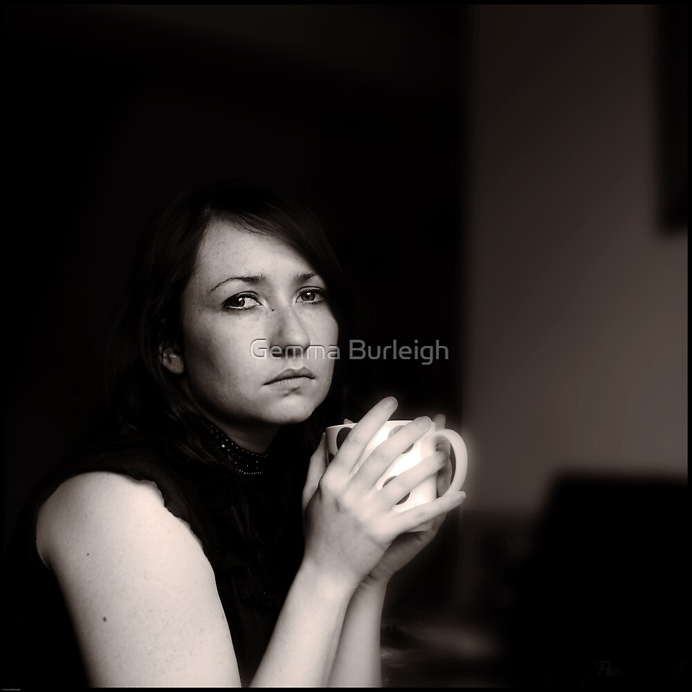 Caught in a moment..alone by Gemma Burleigh