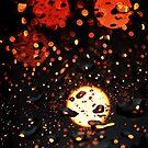 Three moons and a sun by TaniaLosada