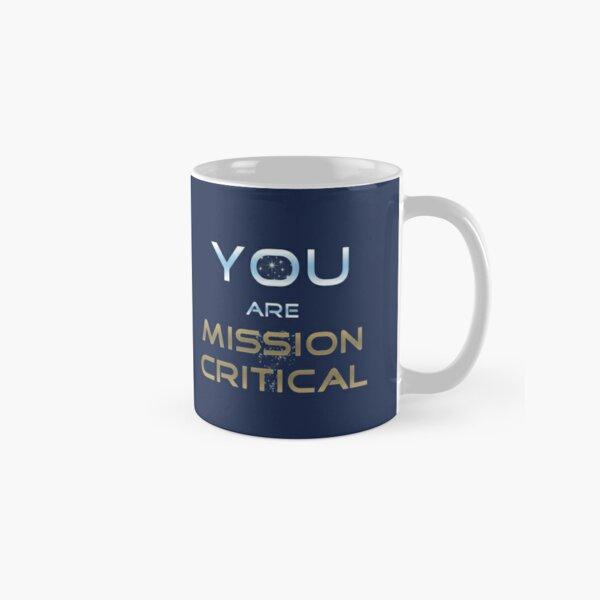 Mission Critical Classic Mug