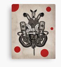 Anthropomorphic N°19 Canvas Print
