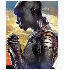 Okoye Poster
