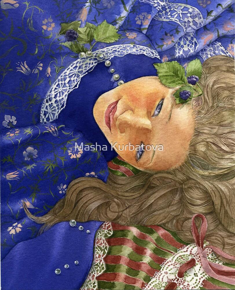 Alisa by Masha Kurbatova