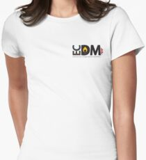 ECDM Women's Fitted T-Shirt