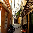 The back streets by kimie